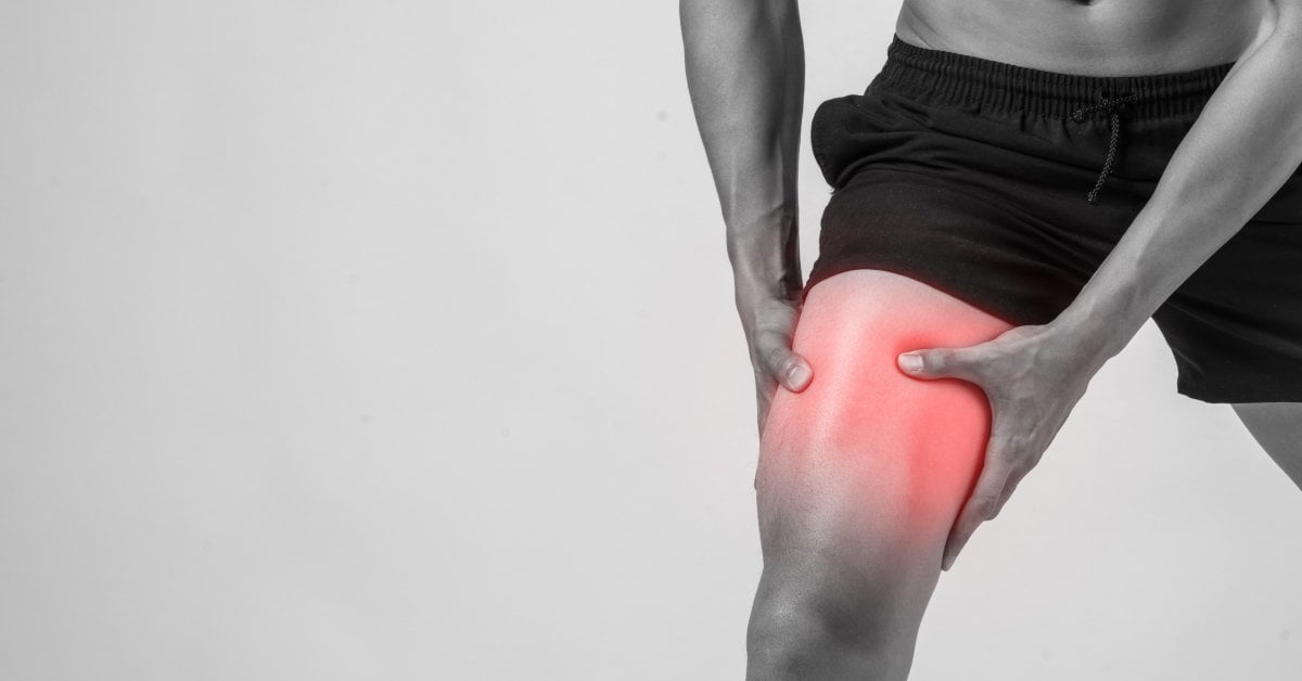 Causes of thigh pain